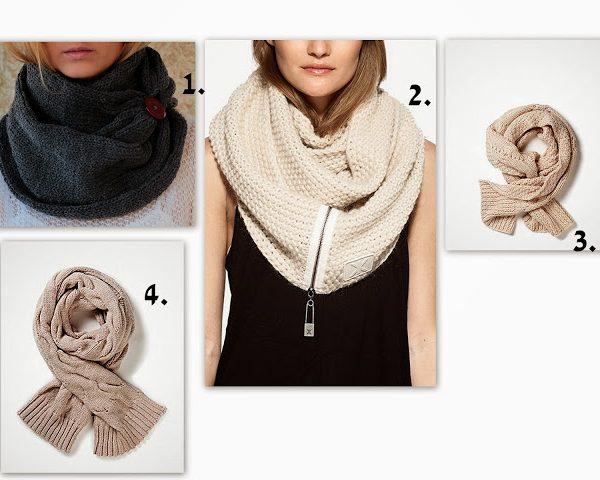 Lovely scarves