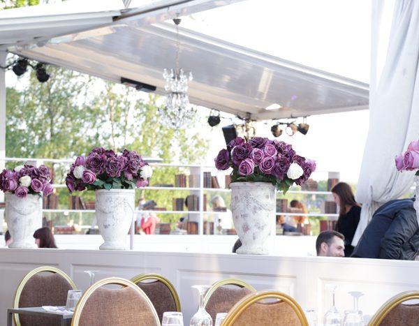 Prinsbröllopet och Restaurang Josefina i Stockholm