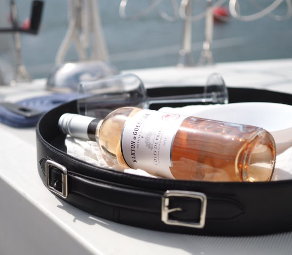 Wine O'Clock – rosélounas veneellä