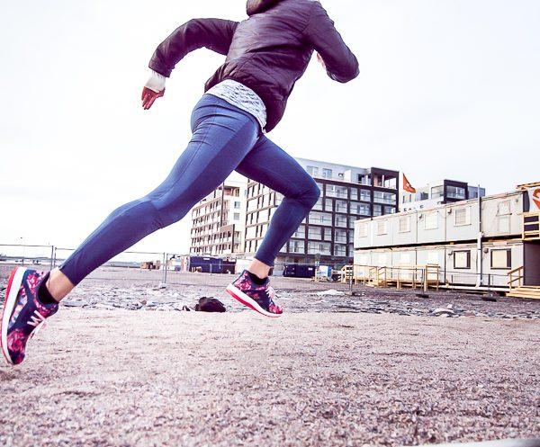 ELLE x Adidas runners