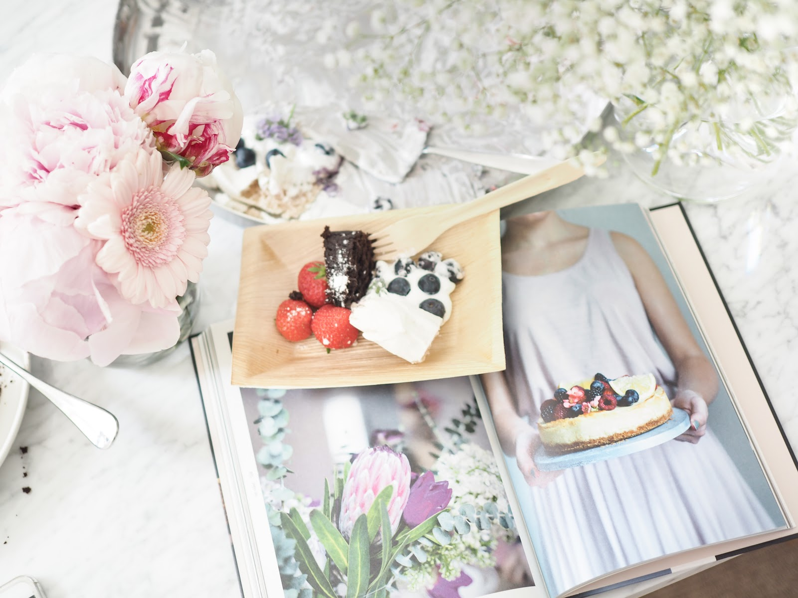 Eat cake! – Cake for Midsummer