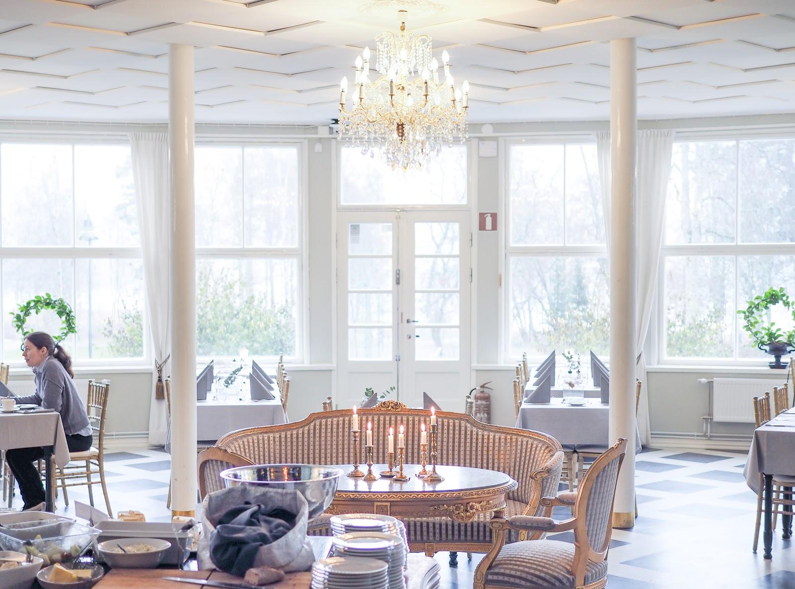 Villa Sandviken Brunch – Brunssi kauniissa villassa