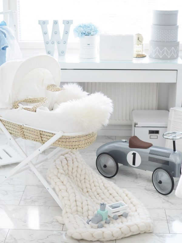 Baby boy room + Jollyroom arvonta!