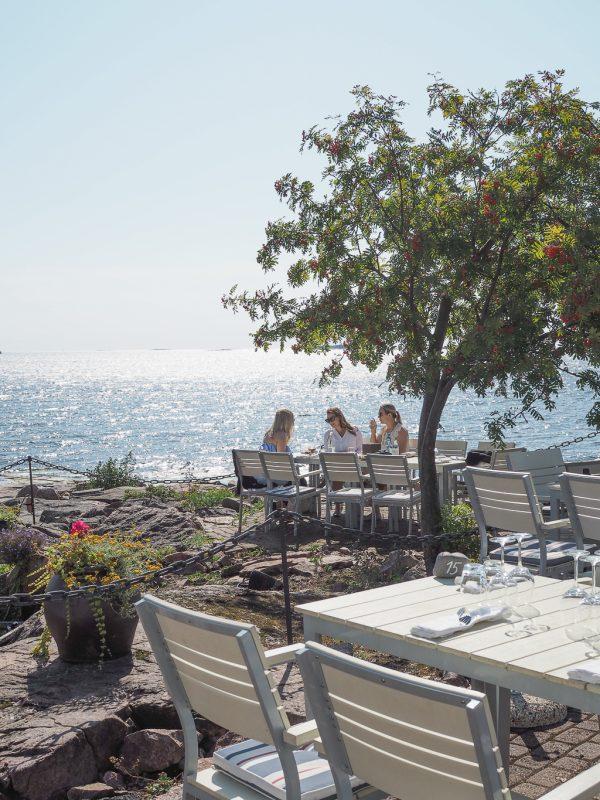 Staycation Helsingissä ja lounas saaristossa