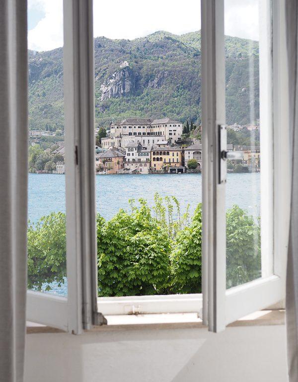 Matkamme Italiaan: Lago di Orta San Giulio