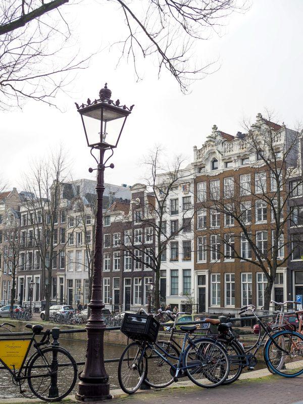 Viikonloppu Amsterdamissa